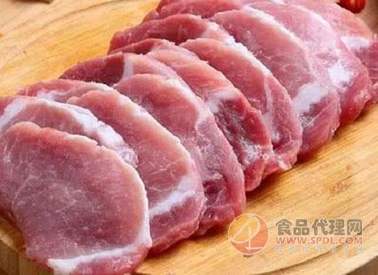 猪肉价格跌落,市场销量急剧增长