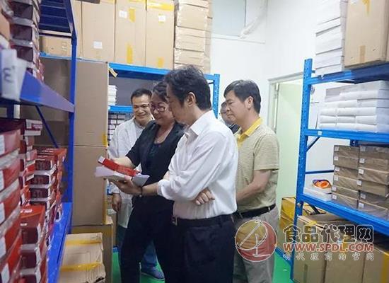 广东云浮云城区加强食品安全问题,深入人心