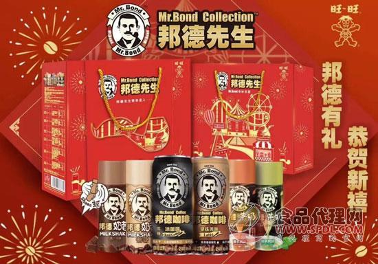 旺旺邦德推礼盒新品上市,撬动节日礼盒市场