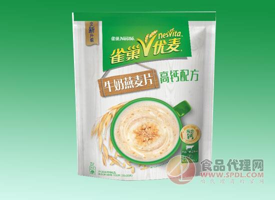 雀巢燕麦片味道怎么样
