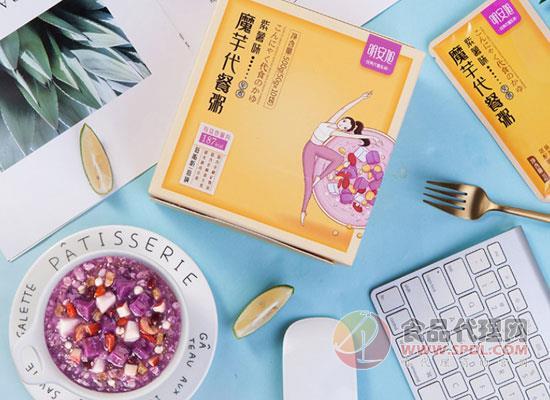 明安旭紫薯粥