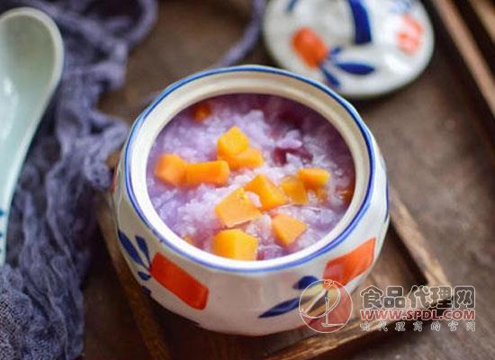 吃紫薯粥可以减肥吗,想瘦身赶紧来吃它