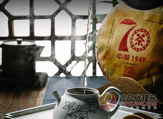中茶普洱茶