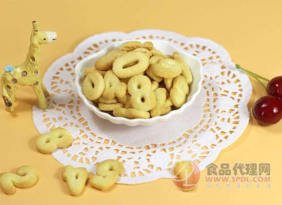 方廣字母餅干