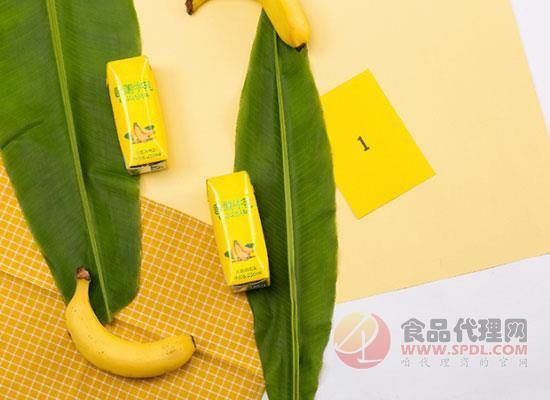 天友香蕉牛奶