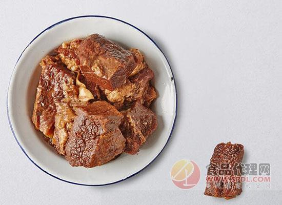 梅林红焖牛肉罐头