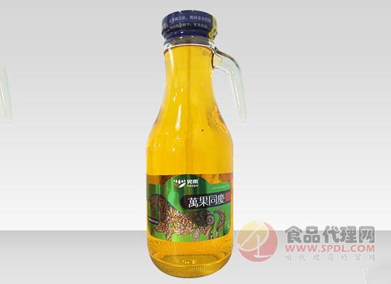 昊雨蘋果醋飲料