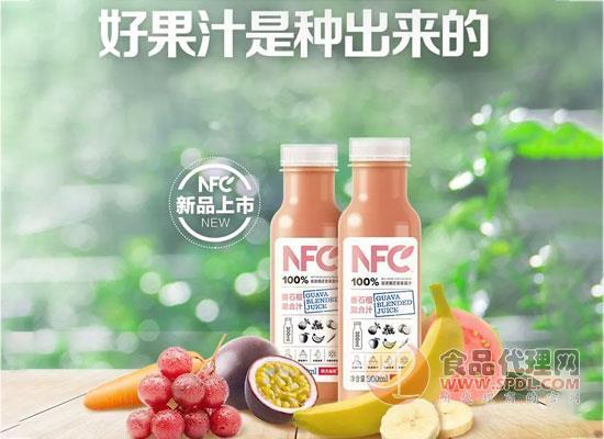 農夫山泉常溫NFC果汁