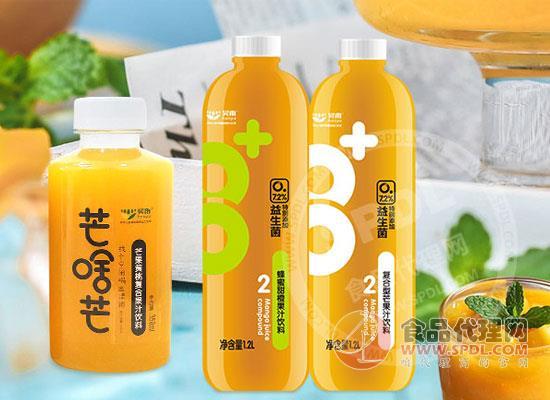 昊雨果汁饮料系列