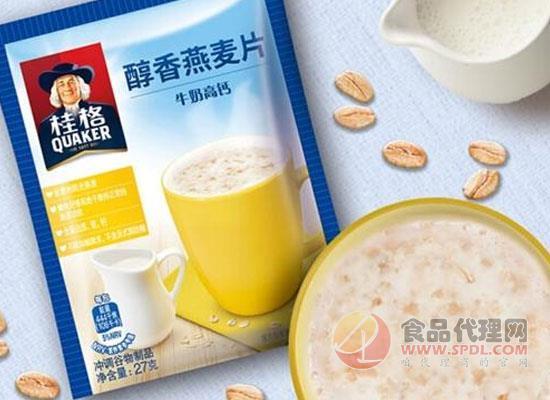 桂格燕麥片