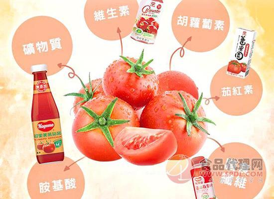 可果美番茄汁