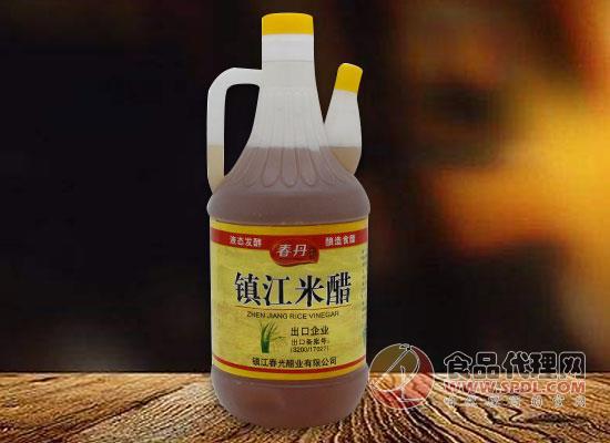 春丹純釀米醋