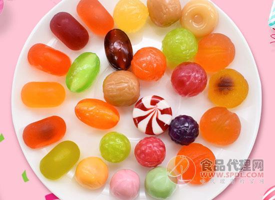 夹心硬糖糖果怎么做