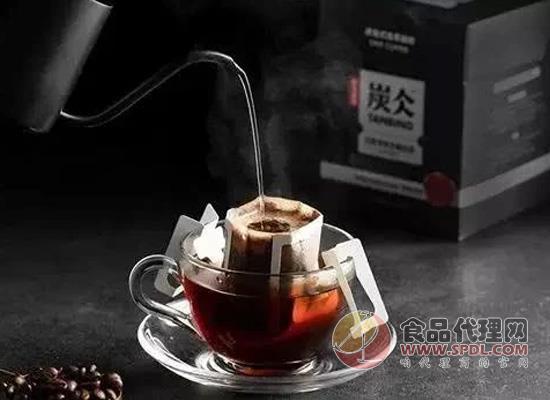 炭仌濾泡式掛耳咖啡