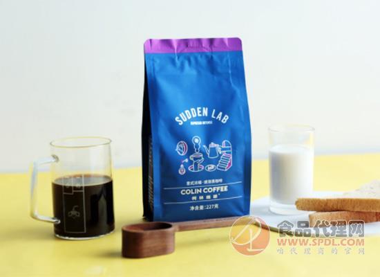 柯林速溶黑咖啡