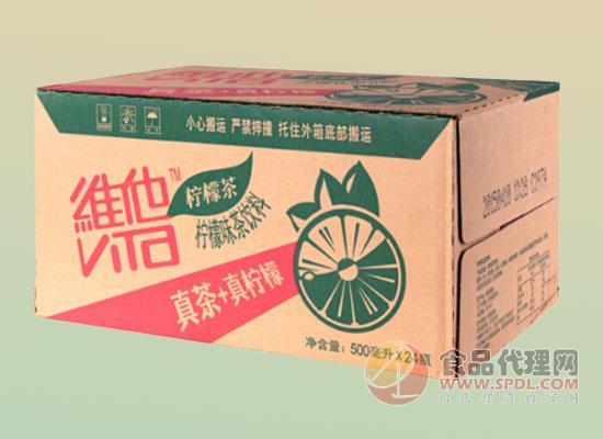 維他檸檬茶價格是多少