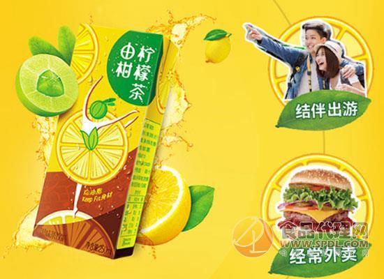 东鹏由柑柠檬茶多少钱