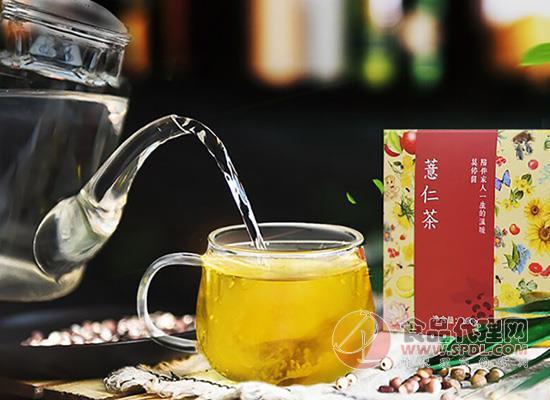 喜樂田園薏仁茶