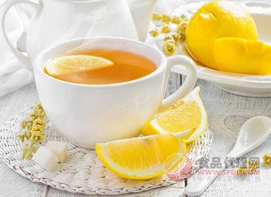 金桔柠檬茶的热量高吗