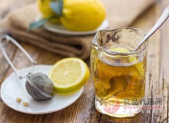 柠檬茶减肥吗