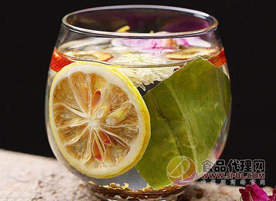 荷葉檸檬茶能減肥嗎