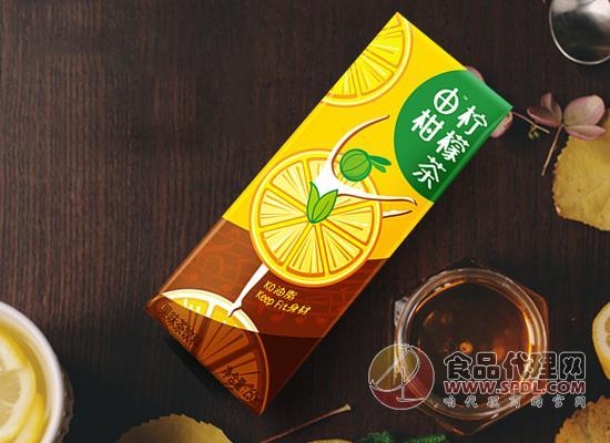 由柑檸檬茶