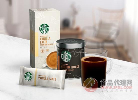 星巴克高端速溶咖啡