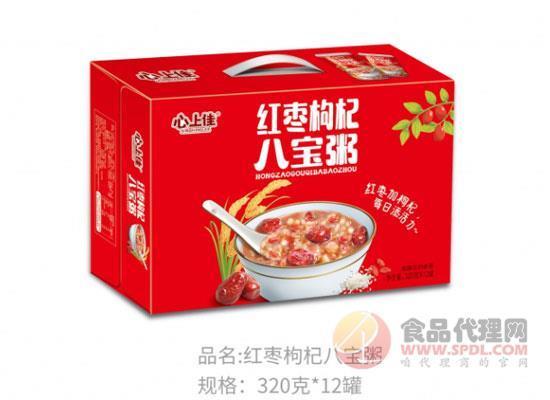 心上佳红枣枸杞八宝粥