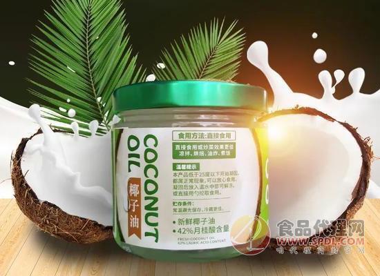 椰樹塔椰子油