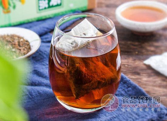 蒲公英玉米须茶