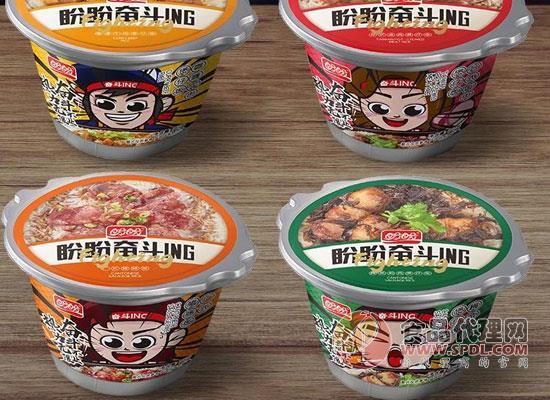 盼盼进军自热食品,推出自热米饭新品