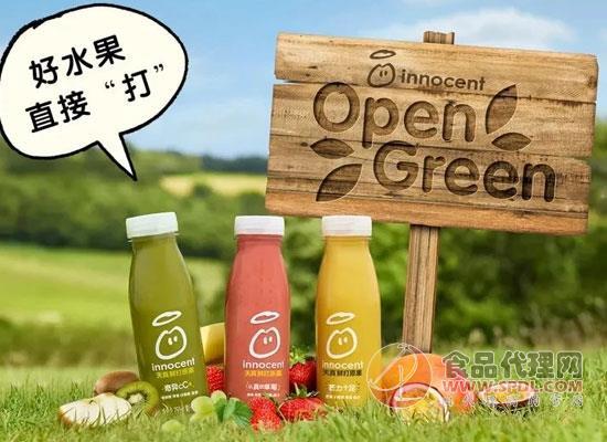入局中国市场,可口可乐推出天真果汁系列产品