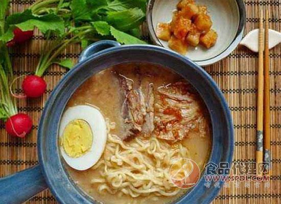 韓國方便面和泡菜出口連續4個月實現兩位數增長