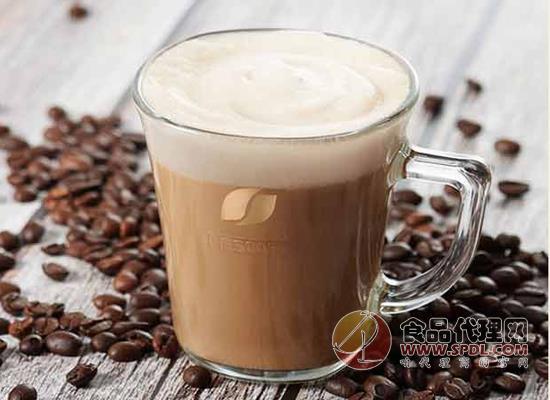 雀巢白咖啡