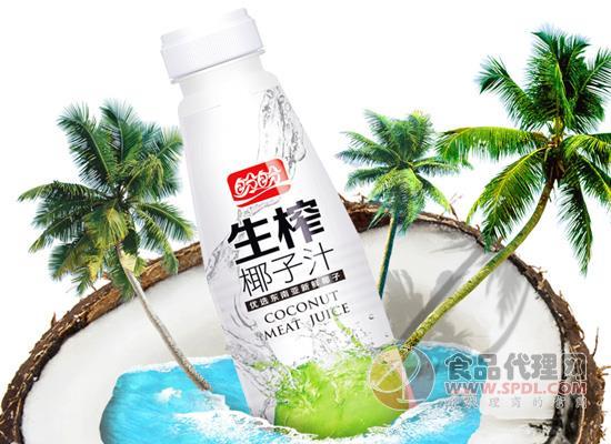 盼盼椰子汁