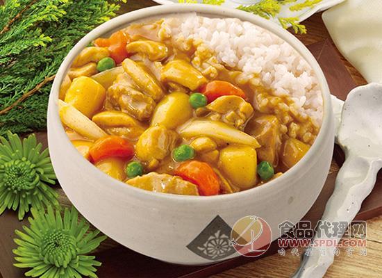 三全咖喱雞丁米飯