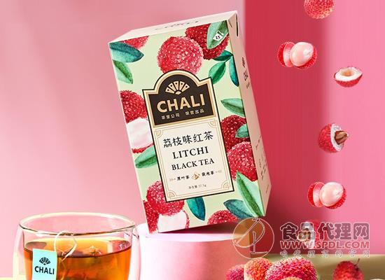 茶里荔枝味紅茶