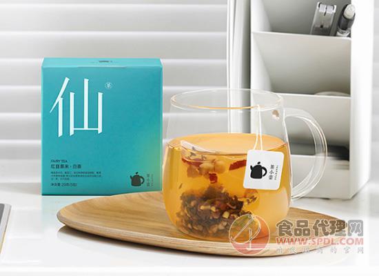 茶小壺紅豆薏米茶