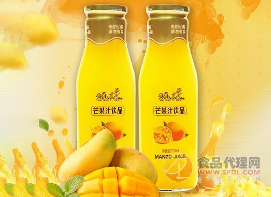 海南1号芒果汁饮品