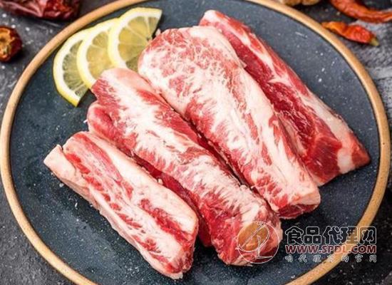 冷冻进口肉品