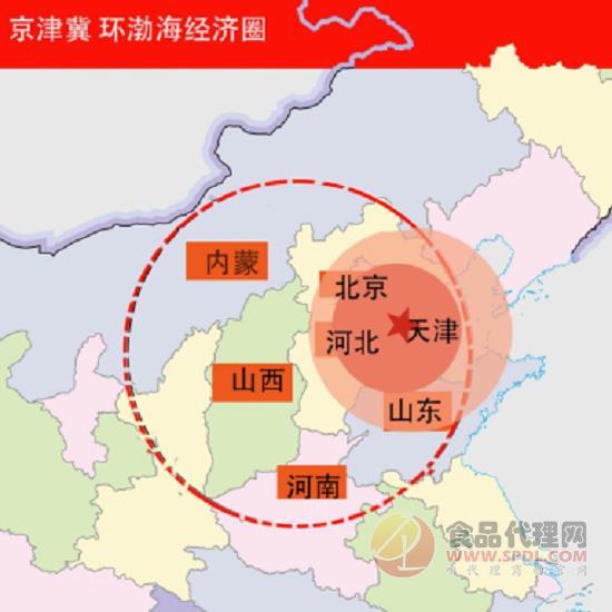 京津冀 环渤海经济圈