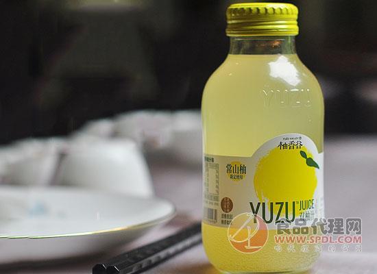 柚香谷双柚汁