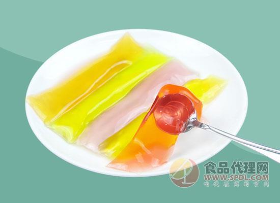 樱桃小丸子魔芋果汁果冻