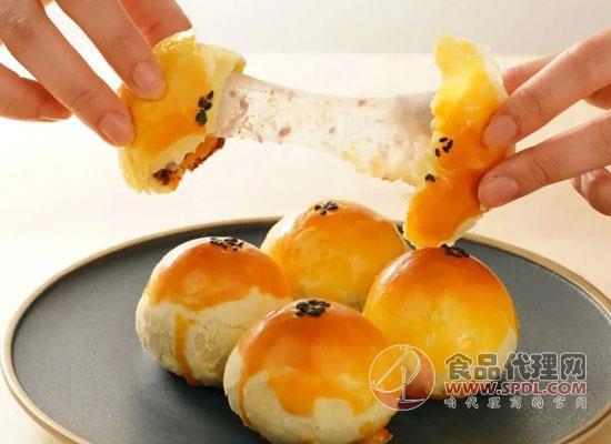 轩妈蛋黄酥