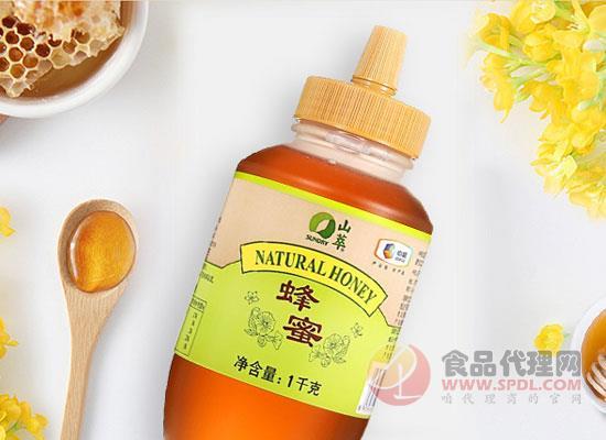 中粮山萃蜂蜜