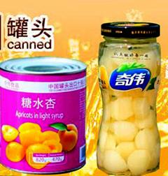 山東臨沂奇偉罐頭食品有限公司