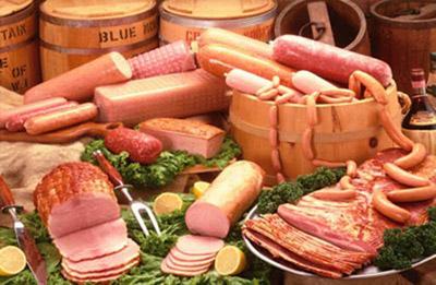 肥肉和动物内脏类食物