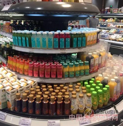 100平方超市摆放设计图展示