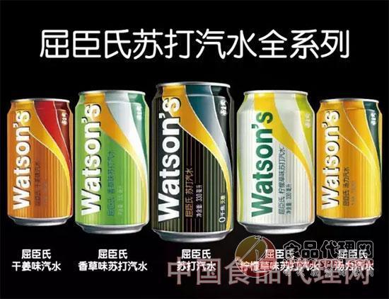 屈臣氏苏打水_中国苏打水品牌,你最看好哪个?--食品代理网