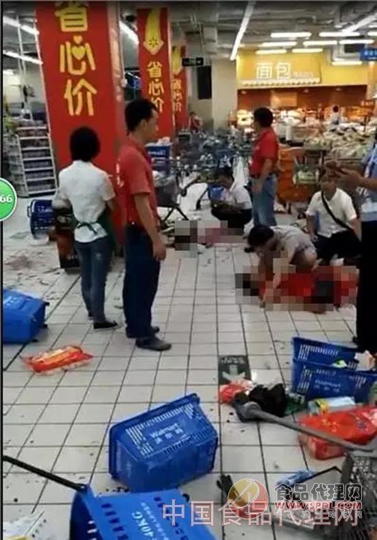 商场内遇此类事件如何自救